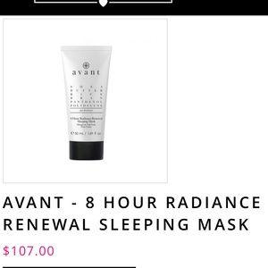 Avant Skincare 8 hour sleeping mask